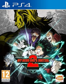 PlayStation 4 (PS4) spēle My Hero Ones Justice 2 PS4