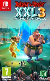 Asterix and Obelix XXL 3: The Crystal Menhir SWITCH