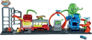 Комплект Mattel Hot Wheels Ultimate Octo Car Wash Playset