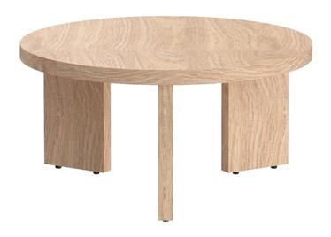 Kafijas galdiņš Skyland ST 840 Devon Oak, 800x800x400 mm