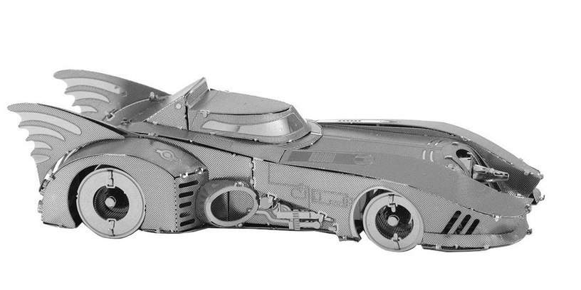 Konstruktors Juguetronica Fascination Metal Earth Batmobile 3D Metal Model
