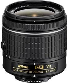 Nikon AF-P DX Nikkor 18-55mm F3.5-5.6 G VR (поврежденная упаковка)