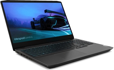 Ноутбук Lenovo IdeaPad 3-15ARH Gaming 82EY00EUPB, AMD Ryzen™ 5 4600H, 8 GB, 512 GB, 15.6 ″