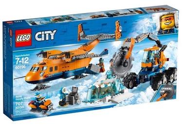 Konstruktors Lego City Arctic Supply Plane 60196
