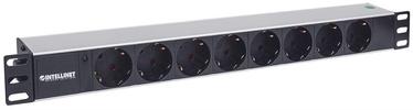 Pagarinātājs Intellinet Power Strip Rack 19'' 1.5U 250V/16A 8xSchuko 1.6m