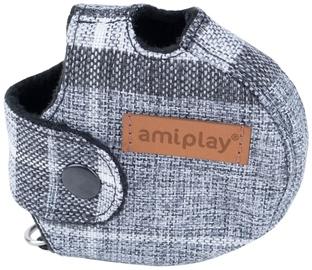 Amiplay London Infini Retractable Leash Cover Gray S