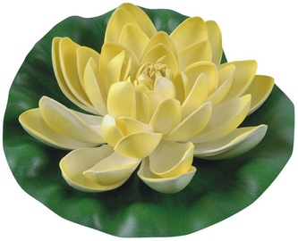 Greenmill Water Lily 19 cm Yellow
