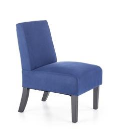 Atzveltnes krēsls Halmar Fido Blue, 65x52x75 cm