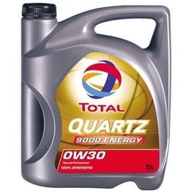 Total Quartz 9000 Energy 0W30 Motor Oil 5l