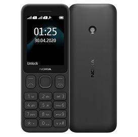 Мобильный телефон Nokia 125, черный/4MB