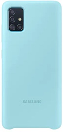 Back cover for Samsung A51 Blue