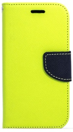 Telone Fancy Diary Bookstand Case For Sony Xperia X Performance Light Green/Blue
