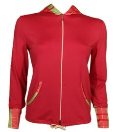 Bars Womens Jacket Pink/Green 99 XL