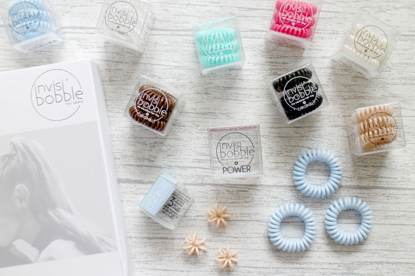 Invisibobble Nano Hair Rings 3pcs To be or Nude to be