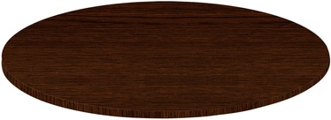 Home4you Table Top Topalit Round D90 Wenge