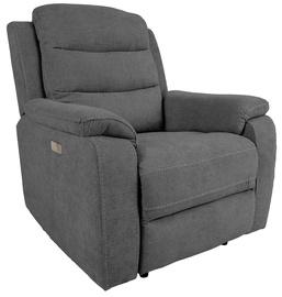 Кресло Home4you Mimi 14083, серый, 92 см x 93 см x 102 см