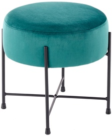 Ēdamistabas krēsls Halmar NIVA Dark Green