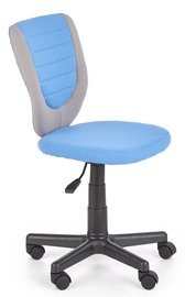 Детский стул Halmar Toby Blue/Grey