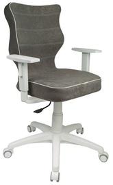 Bērnu krēsls Entelo VS03 White/Grey, 400x370x1000 mm