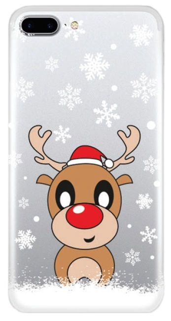 TakeMe Special Design Back Case For Samsung Galaxy S9 Snow Deer