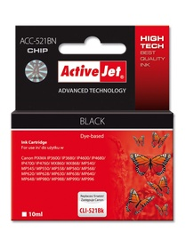 Action ActiveJet ACC-521BN Black
