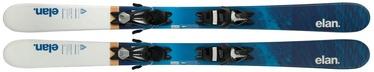 Elan Skis Alpine Pinball LS EL 10.0 Blue/White 165cm