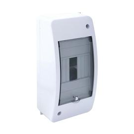 Elektroplast Breaker Box RNT4 S N+PE IP42 84x98x198mm White