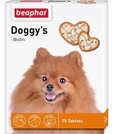Пищевые добавки для собак Beaphar Doggys Biotin 75 Tablets