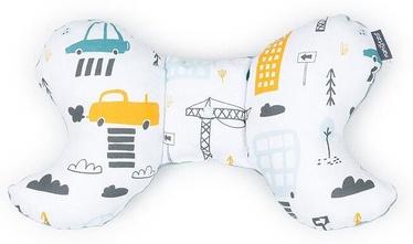 MamoTato Butterfly Pillow Town