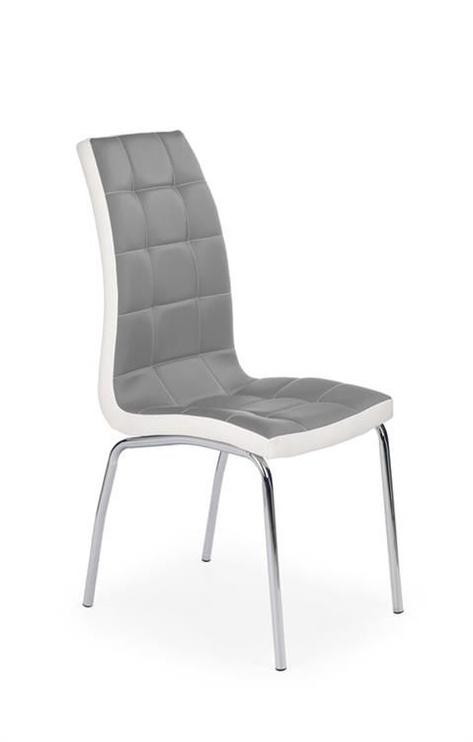 Стул для столовой Halmar K186 Grey/White