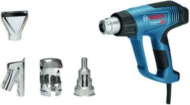 Tehniskais fēns Bosch GHG 23-66 Kit Heat Gun 2300W with 5 Accessories
