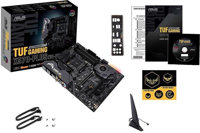 Asus TUF Gaming X570-Plus(Wi-Fi)