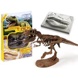 Intelektuāla rotaļlieta Sience & Play T-Rex