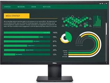 """Monitors Dell E2720HS, 27"""", 8 ms"""