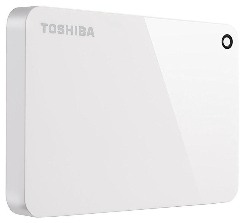 "Toshiba Canvio Advance 2.5"" 4TB USB 3.0 White"