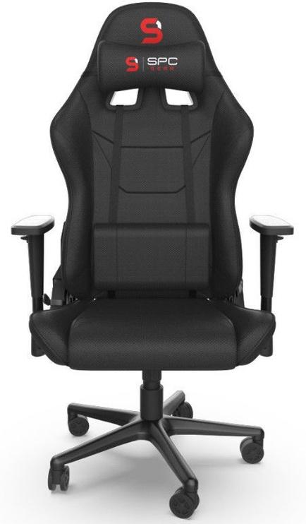 Spēļu krēsls SilentiumPC SR300F V2 Black