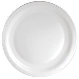 Šķīvs Bormioli Performa Plate White 24cm