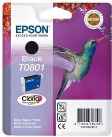 Epson T0801 Ink Cartridge Black