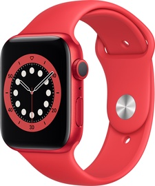 Apple Watch Series 6 GPS 44mm PRODUCT(RED) Aluminum PRODUCT(RED) Sport Band