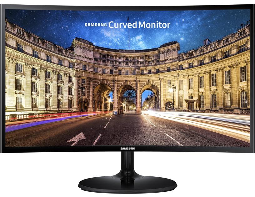 "Monitors Samsung C27F390, 27"", 4 ms"