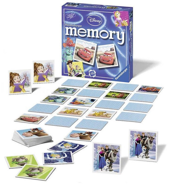 Ravensburger Memory Disney Classic 21227
