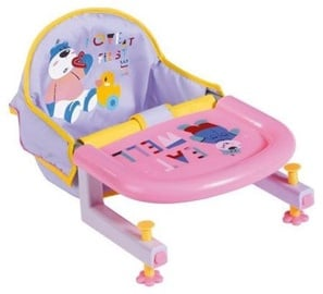 Zapf Creation Baby Born Table Feeding Chair 828007