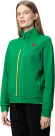 Audimas Stretch Sweatshirt With Cotton Inside Jolly Green XL