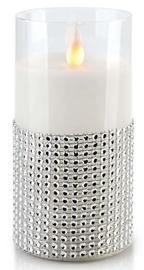 Mondex Salma LED Candle White 15cm