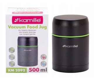 Kamille Vacuum Food Jug 500ml KM2092