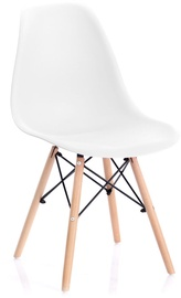 Homede Margot Chairs 4pcs White