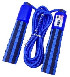 TakeMe Skipping Rope With Jump Counter Blue