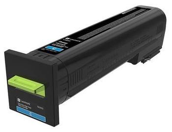Lexmark 72K2XCE Toner Cartridge Cyan