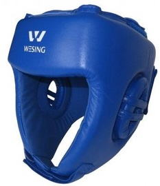 Wesing Boxing Headguard AIBA L Blue