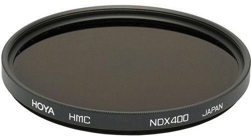 Hoya ND400 HMC Filter 49mm